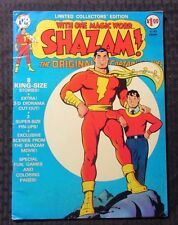 1974 DC Treasury C-27 SHAZAM VG/FN 5.0 The Original Captain Marvel