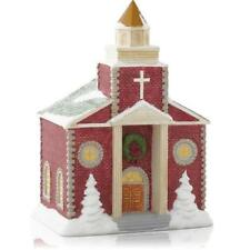 Hallmark Keepsake Magic Ornament 2014 Cozy Country Church - #QGO1326