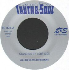 "Modern Xover Soul Lee Fields - Standby Your Side - 7"" Single Listen!"