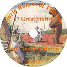 Uncle Remus & Friends, Childrens Audiobook by Joel Chandler Harris on