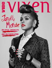 "082 Janelle Monae - Psychedelic Soul R&B Singer Music 14""x18"" Poster"