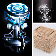 TOYS LEGEND 1:1 IRON MAN TONY ARC Reactor Prop Replica Led Light  Remote Control