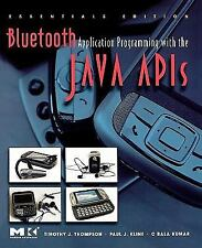 Bluetooth Application Programming with the Java APIs Essentials Editio-ExLibrary