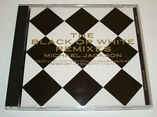 MICHAEL JACKSON NEW QY·8P-90098 JAPAN PROMO 1 CD BLACK OR WHITE REMIXES SMILE