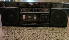 Vintage 1980's Fisher PH-400 AM FM Cassette Boombox - Ghetto Blaster