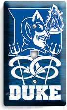 DUKE UNIVERSITY BLUE DEVILS BASKETBALL TEAM PHONE JACK TELEPHONE WALLPLATE COVER