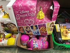10 x OFFICIAL DISNEY PRINCESS FIGURE BLIND CAPSULE TUBS BAGS NEW SEALED