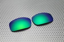 LINEGEAR Custom Replacement Lens for Oakley X-Squared - Green Jade [XS-GJ]