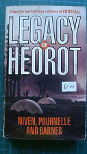 The Legacy of Heorot by Niven, Pournelle & Barnes (Paperback, 1991)