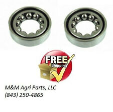 STEERING SHAFT BEARING PAIR YANMAR YM 1100 1301 1401 1502 1510 1602 122 TRACTOR