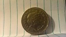 £1 Rare Coin One Pound 2008 Royal Coat Of Arms