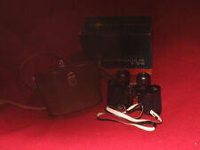 Agfa binoculars 8 X 30 w/ leather case and Original Box. Used once