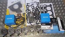 DISCOVERY RANGE ROVER SPORT 2.7 ENGINE REBUILD KIT-020 PISTONSx6 -OEM PARTS 2009