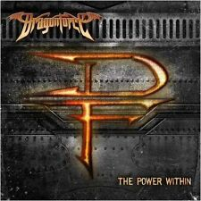 DRAGONFORCE - The Power Within CD