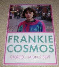 Frankie Cosmos CONCERT POSTER - live music show gig tour poster