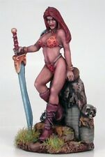 Visions in Fantasy FEMALE AMAZON w/ BASTARD SWORD Dark Sword Miniatures DSM7204