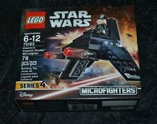 2017 LEGO STAR WARS MICROFIGHTERS KRENNIC'S IMPERIAL SHUTTLE MICROFIGHTER NEW