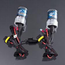 2X HID Xenon Car Auto Headlight Light Lamp Bulb Bulbs H7 6000K 12V 35W 3000LM OE