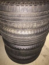 4 New P 245/65R17 Goodyear Fortera HL Tires 2456517 R17 245 65 17 65R
