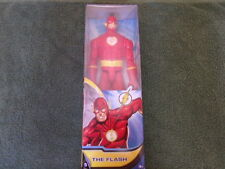 THE FLASH 12 INCH FIGURE, 9 POINTS OF ARTICULATION, HIGHLY POSABLE, DC COMICS,
