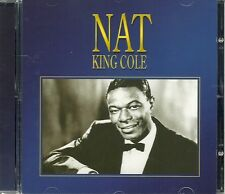 NAT KING COLE CD - SWEET LORRAINE, NAT MEETS JUNE & MORE