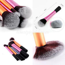 HOT 6 pcs Pro Real TECHNIQUES Makeup Brushes Core Collection/Starter Kit/Sam NEW