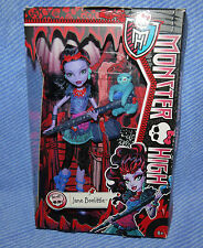 Monster High JANE BOOLITTLE Gloom and Bloom NEEDLES Puppe Doll NEU OVP NEW MIB