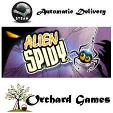 Alien Spidy : PC MAC : (Steam/Digital)  Auto Delivery