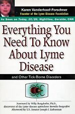 Everything You Need to Know about Lyme Disease and Other Tick-Borne Di-ExLibrary