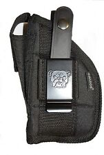 Holster plus Extra-Magazine Holder S&W M&P Compact 4053,6904 With Tactical Light