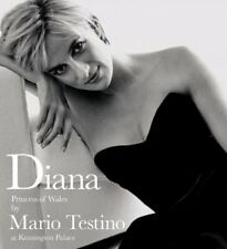 Princess Diana: MARIO TESTINO BOOK AT KENSINGTON PALACE