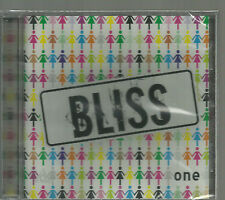 BLISS - ONE 2011 TOP RARE OOP CD NEW & SEALED POLAND POLEN POLONIA