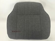 """Isuzu FVR- Driver Bottom Replacement Seat Cover-""""Grey"""""""