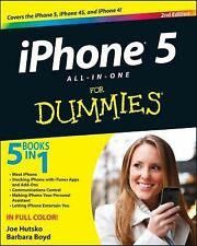 iPhone 5 All-in-One for Dummies® by Joe Hutsko and Barbara Boyd (2013,...