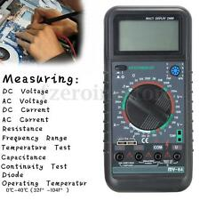 Smart MY64 LCD Digital Multimeter Amp/ Ohm/ Volt/ Diode AC DC Capacitance Tester
