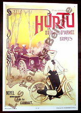 Affiche repro Autos Cycles Hurtu , Noyel Gannat