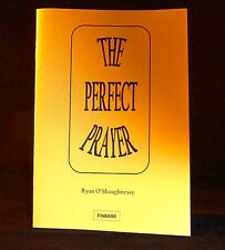 THE PERFECT PRAYER Finbarr Grimoire Magick Spells Occult White Bible Magic