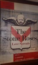 "40x60"" HUGE SUBWAY POSTER~Stone Roses Love Spreads 1994 Second Coming NOS Orig.~"