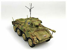 Panzerstahl 88013 German SD.KFZ.234/2, Puma, 2 Pz Div,Normandy 1944 1:72 Scale