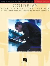 Coldplay for Classical Piano Sheet Music The Phillip Keveren Series 000137779