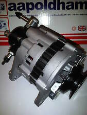 ISUZU TROOPER & BIGHORN 3.1 TD DIESEL BRAND NEW 80A ALTERNATOR & VAC PUMP 91-98