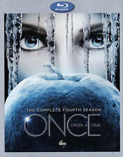 Once Upon a Time: The Complete Fourth Season 4 (Blu-ray Disc, 2015, 5-Disc Set)