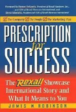 Prescription for Success: The Rexall Showcase International Story and What It Me