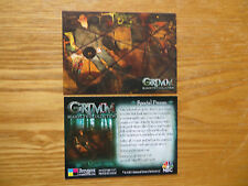 2014 BREYGENT GRIMM SEASON 2 PHILLY NON-SPORTS CARD SHOW SPECIAL PROMO