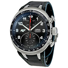 Oris TT3 RUF CTR3  Automatic Chronograph Mens Watch 673-7611-7084LS