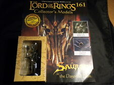 Lord of the Rings Figures - Issue 161 Sauron at the Dagorland Plain - eaglemoss