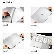 Full Body Sticker Film Protective Skin Laptop Cover for Microsoft Surface B