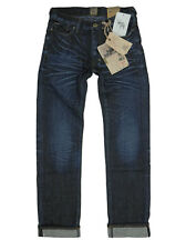 $210 NEW PRPS Goods & Co. Rambler The Geneva Spur Jean Slim Fit Selvedge Size 28