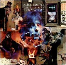 ALICE COOPER The Last Temptation CD