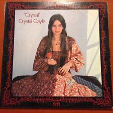 Crystal Gayle-crystal-lp-united Artists-614-nm